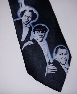 Ralph Marlin Accessories - SUPER NICE THREE STOOGES TIE